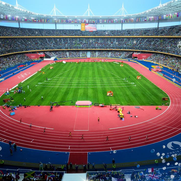 Stade Olympique de Paris 2024