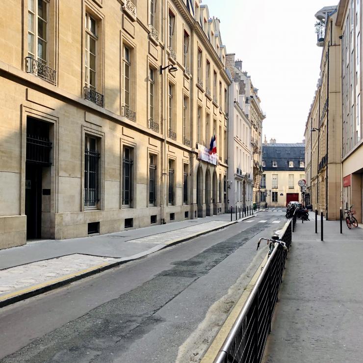 Rue d'école