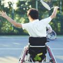 Tennis fauteuil enfant